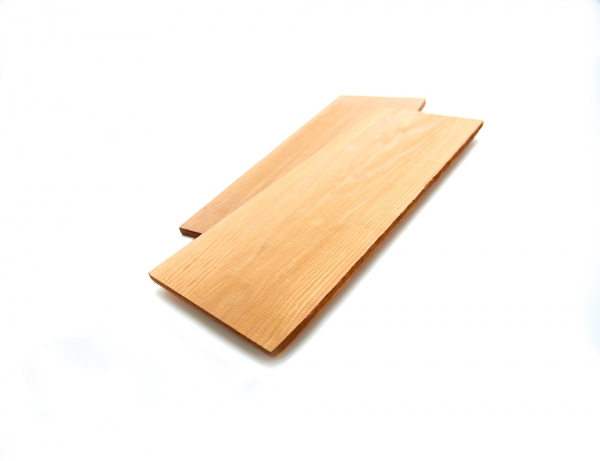 King Zedernholz Planke