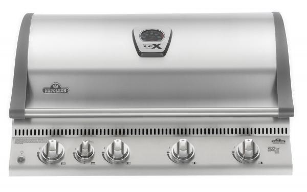 EINBAU-GRILLAUFSATZ LEX 605 RB