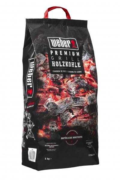 Premium Holzkohle - 5 kg