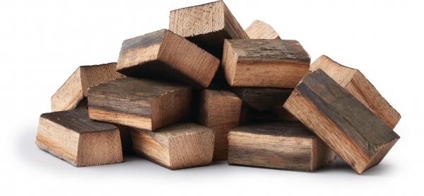Napoleon - Holz-Räucherchunks, Whiskey-Eiche, 1,5kg