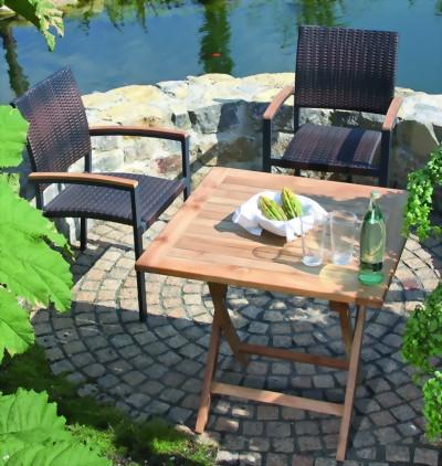 tisch perth klappbar sonnenpartner sunny smart teakholz. Black Bedroom Furniture Sets. Home Design Ideas