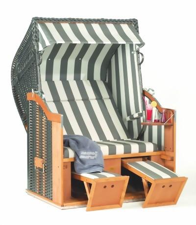 garten strandkorb classic anthrazit stoff nr 70 stefan herdelt gmbh. Black Bedroom Furniture Sets. Home Design Ideas