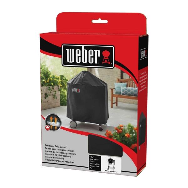 Weber Premium Abdeckhaube gross fuer Weber Q 200