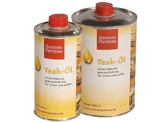 Teak-Öl 1000 ml