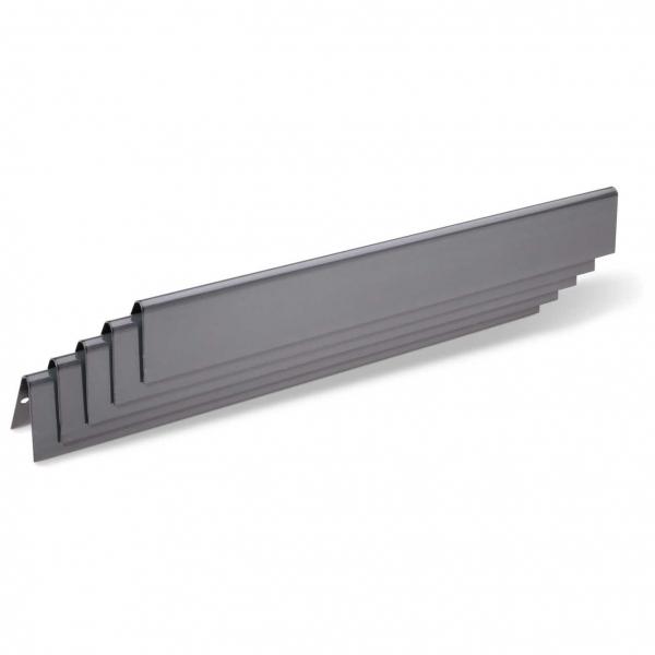 Flavorizer Bars Spirit 200-Serie (bis 2012), Spirit 500-Serie, Genesis A, emailliert (5er Set)