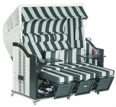 garten strandkorb 3 sitzer classic stoff nr 93 stefan herdelt gmbh. Black Bedroom Furniture Sets. Home Design Ideas