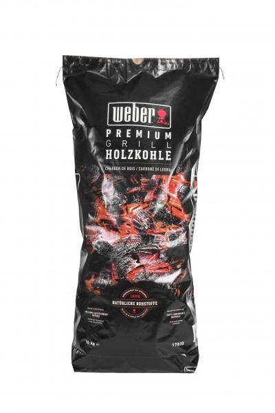 Premium Holzkohle - 10 kg