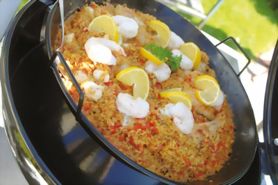 Paella outdoorchef