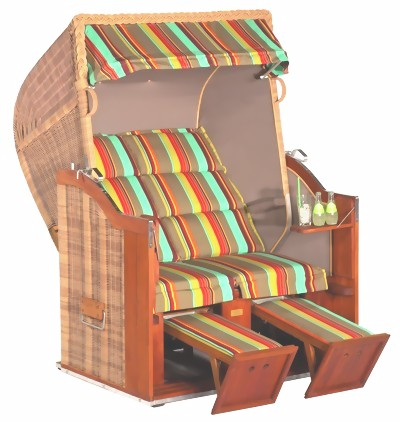 strandkorb classic teak stoff miranda stefan herdelt gmbh. Black Bedroom Furniture Sets. Home Design Ideas