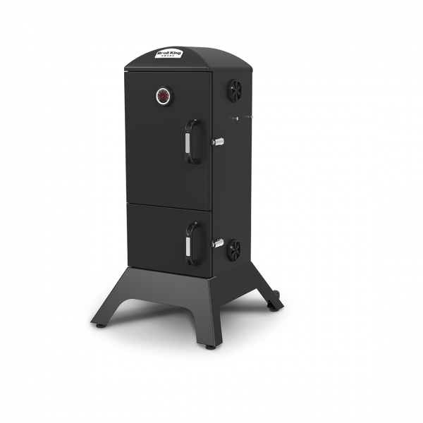 BROIL KING - VERTICAL CHARCOAL SMOKER