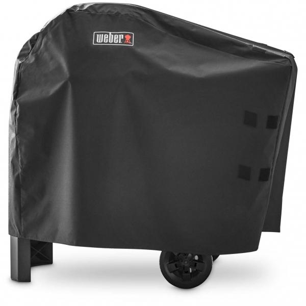 Weber Premium Abdeckhaube - für Pulse mit Rollwagen