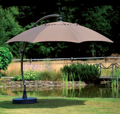 sun garden ampelschirm sun garden jubil ums ampelschirm xl 3 75 m neu ebay easy sun parasol. Black Bedroom Furniture Sets. Home Design Ideas